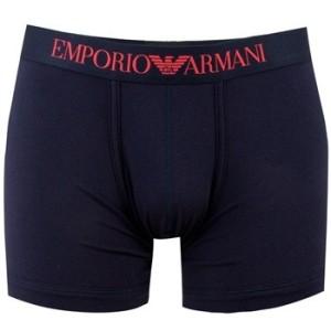 Armani SC 110998 Boxer OW515 Navy * Fri Frakt *