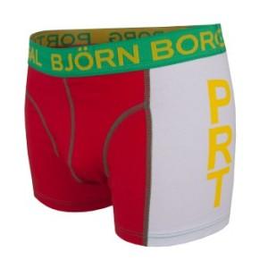 Björn Borg Short Shorts Nations Portugal * Fri Frakt *