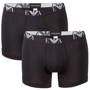 Armani Stretch Cotton Boxers 2-pack * Fri Frakt *