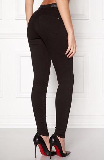 77thFLEA Jeans Miranda Push-up Svart