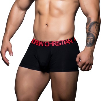 Andrew Christian Almost Naked Tagless Cotton Boxer * Fri Frakt *
